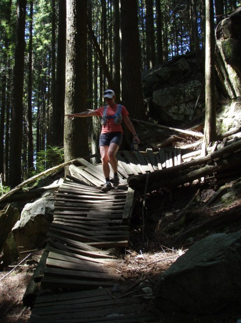 Squamish bike trails