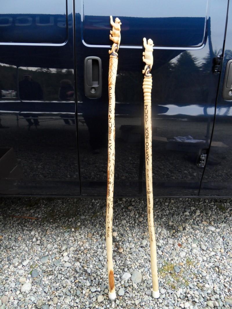 walking stick wooden