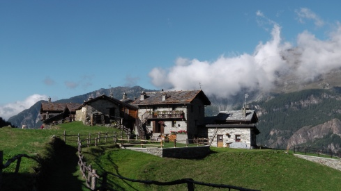 A most picturesque rifugio (that I don't remember at all!)